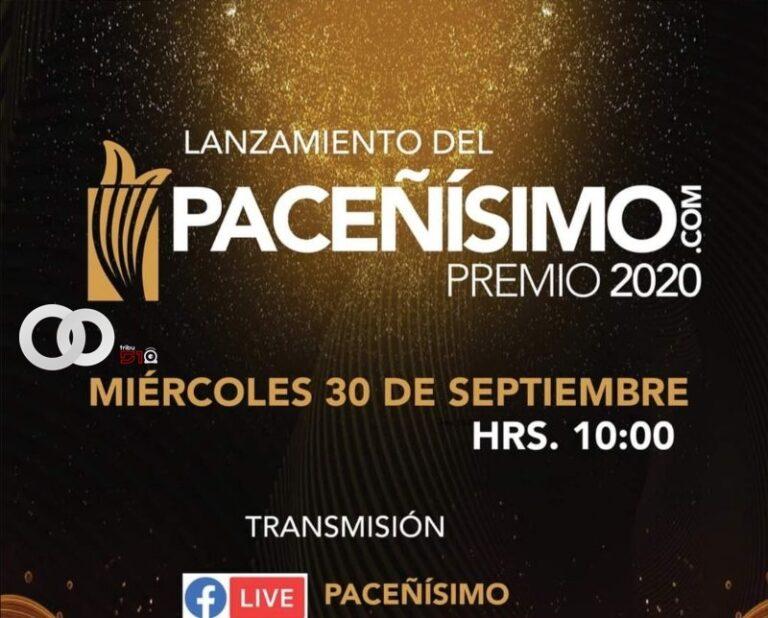 Autoridades municipales presentan premio «Paceñísimo» 2020
