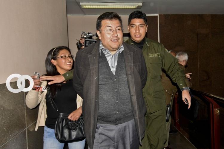 Walter Torrico fue destituido de la Asociación de Fútbol de La Paz