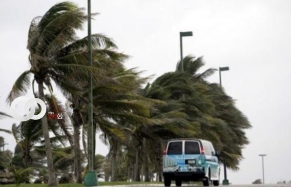 Alerta naranja por fuertes vientos en los departamentos de Santa Cruz y Beni