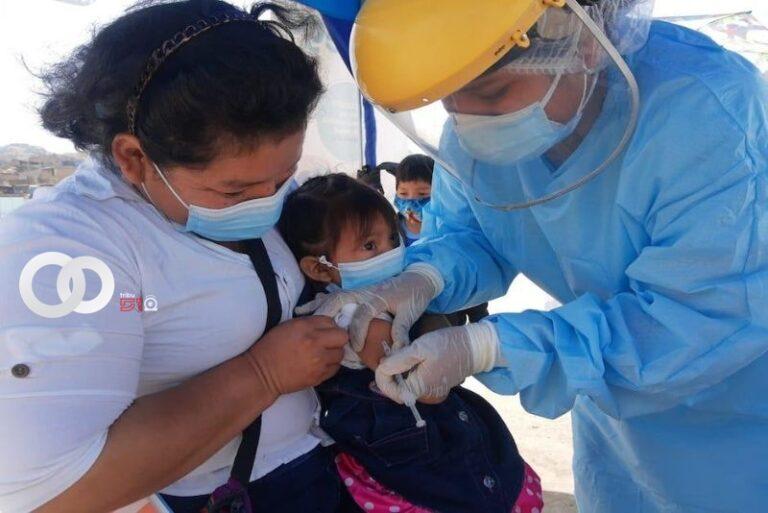 Perú en alerta tras confirmar primer caso de difteria en 20 años