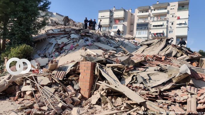 Terremotos dejan fallecidos en Grecia y Turquía
