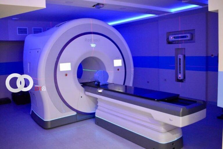 Se espera autorización de la AETN para funcionamiento del acelerador lineal para enfermos con cáncer