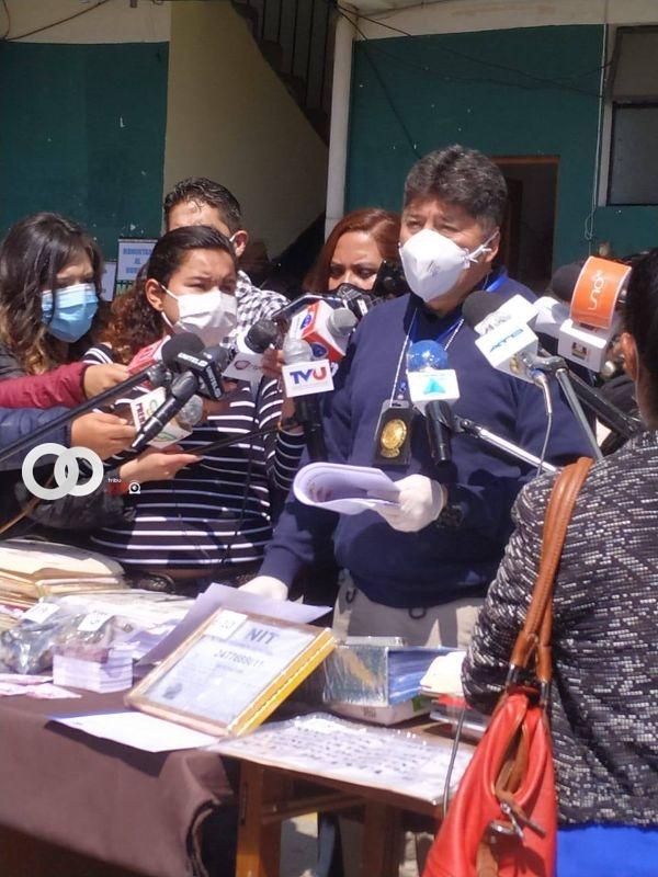 FELCC La Paz aprehende a estafadores que ofrecían trabajo con buen sueldo