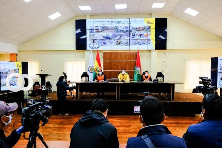 Alcaldía activa el Plan de Respuesta de Emergencias ante la proximidad de lluvias