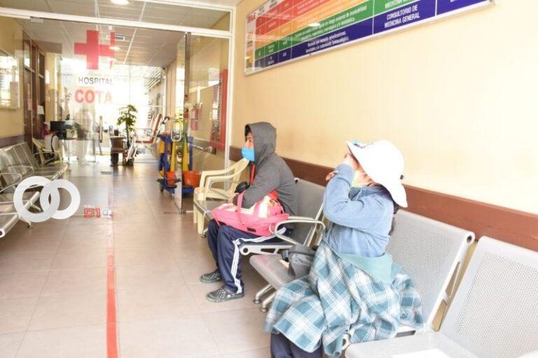 Casos activos de Coronavirus bajaron en el Municipio de La Paz