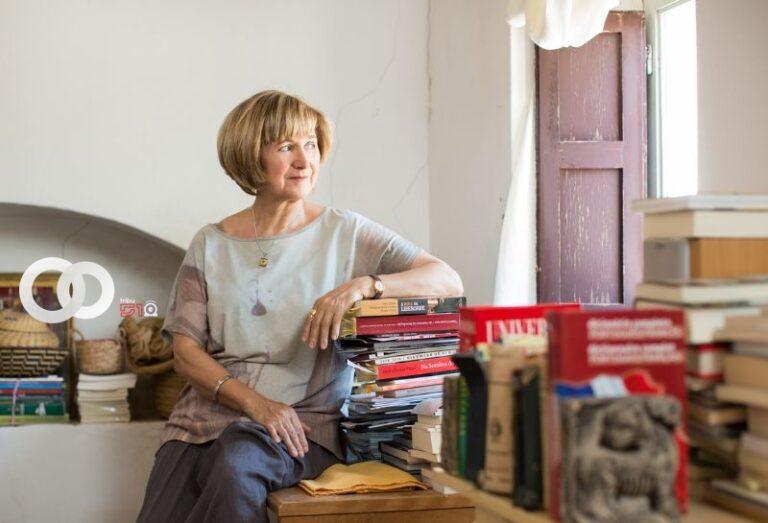 Lidia Jorge es premiada en la Feria Internacional del Libro de México