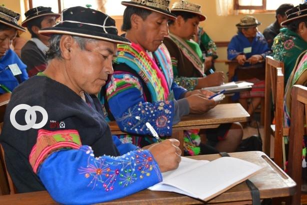 Organizaciones indígenas registraron candidaturas propias para las subnacionales