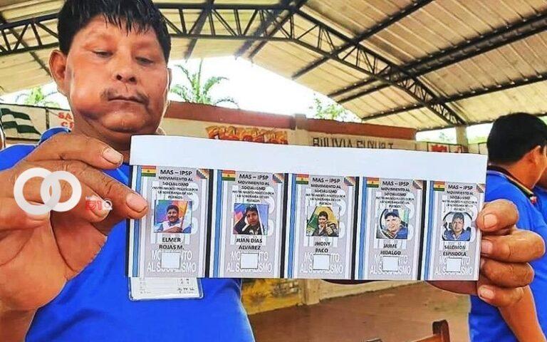 Andrónico Rodríguez plantea elecciones primarias dentro del MAS para futuros comicios electorales