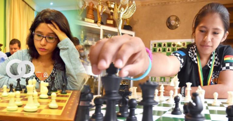Bolivia presente en el mundial de ajedrez online