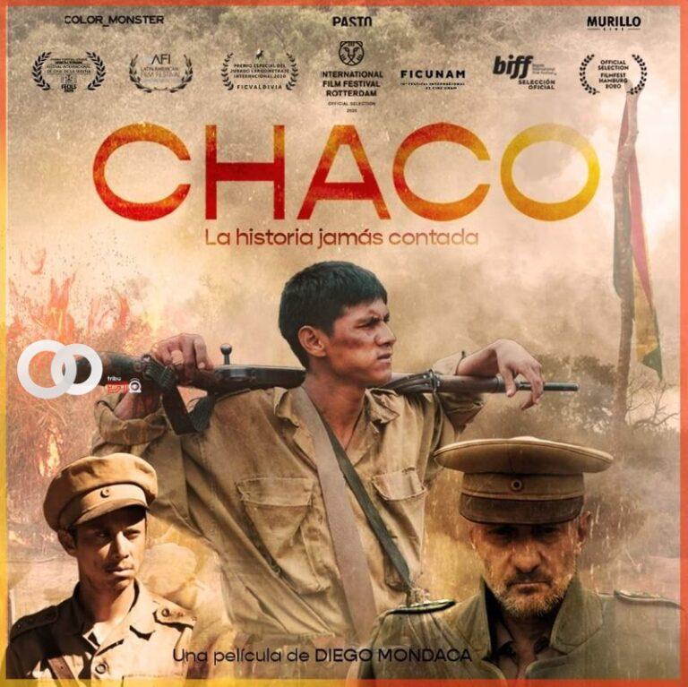 «Chaco» se estrena en los cines nacionales