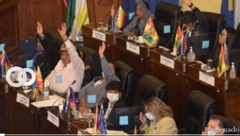 Senado modifica la Ley IGF y devuelve a Diputados