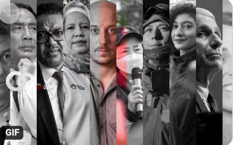 Las 10 personalidades más importantes de la ciencia este 2020