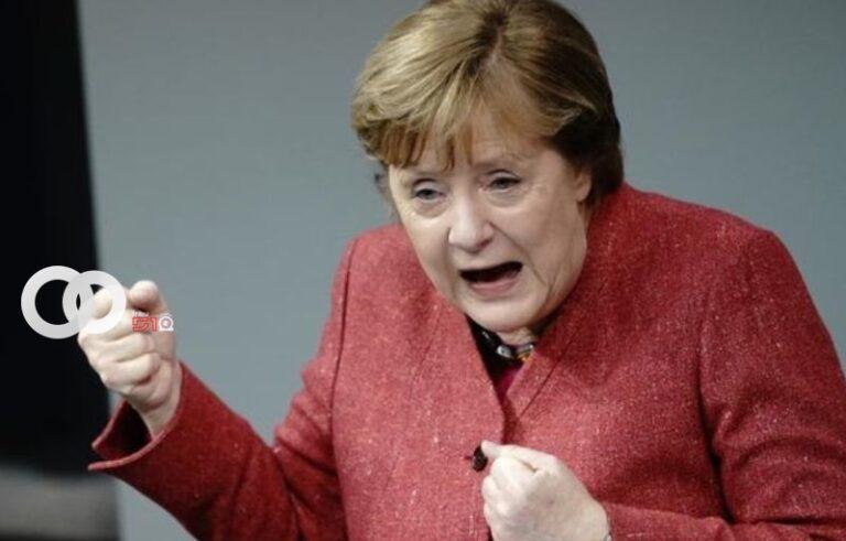 Alemania: Merkel dice que en 2021 seguirá el COVID-19