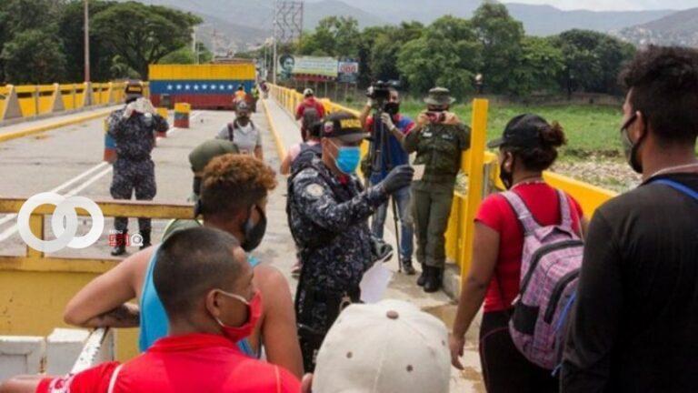 Colombia abrirá sus fronteras terrestres y fluviales a partir del 16 de enero