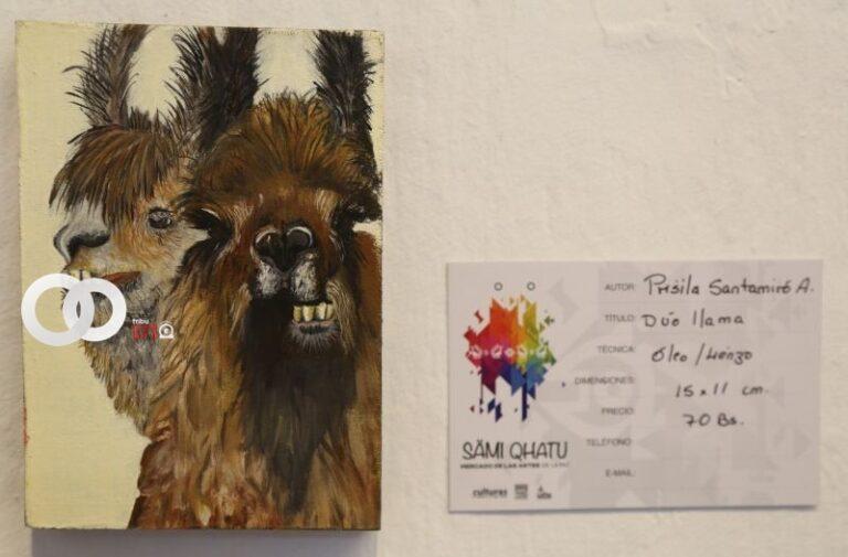 Sämi Qhatu desarrollará tres días de subastas y un remate de obras artísticas