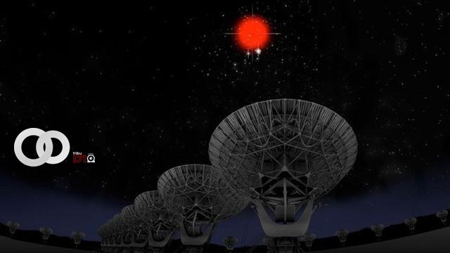 Ondas de radio fuera del Sistema Solar son captadas por astrónomos