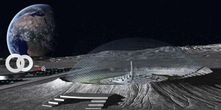 """""""Moon Village"""" proyecto científico que pretende colonizar la Luna con humanos"""