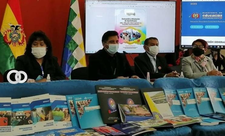 Primero de febrero inicio de clases escolares en La Paz y Santa Cruz