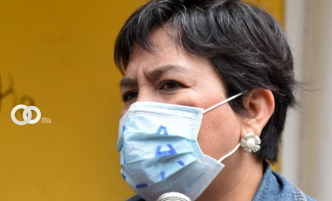 Lizeth Beramendi presenta su plan para la alcaldía de Cochabamba