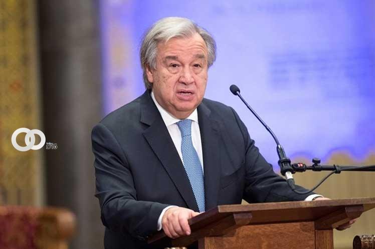 Secretario General de la ONU recibe vacuna contra el Coronavirus