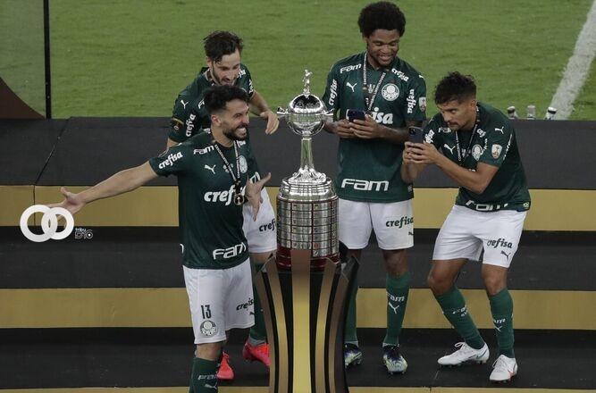 Palmeiras gana su segunda Copa Libertadores