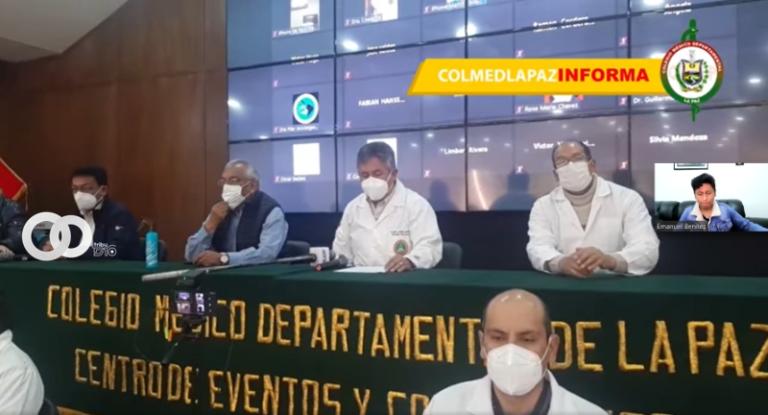 Consejo Médico Nacional confirma paro en rechazo a la Ley de Emergencia Sanitaria