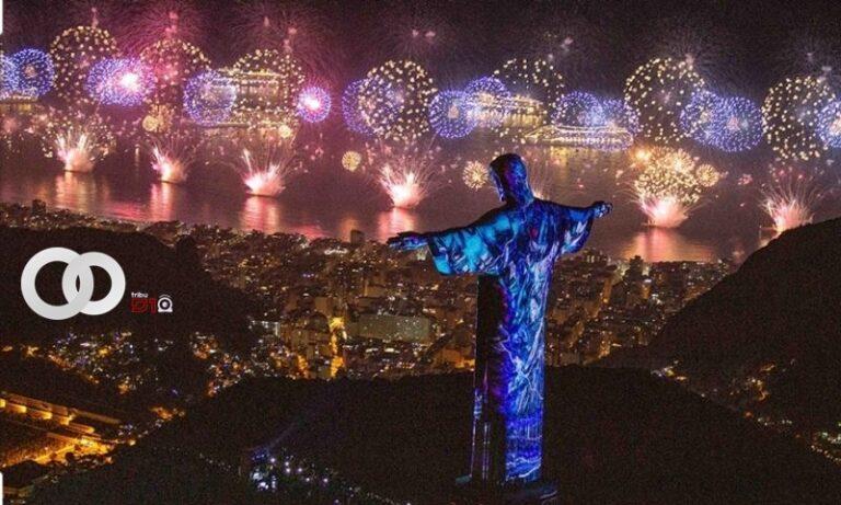 Río de Janeiro canceló su fiesta de fin de año y hay menos basura