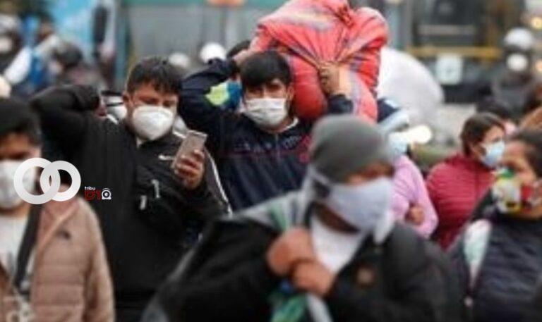 Perú pone en cuarentena a extranjeros que lleguen de Reino Unido