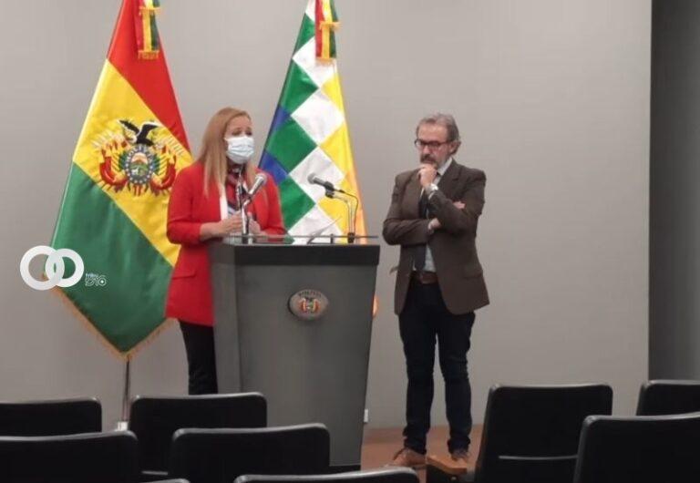 Santa Cruz: Alcaldesa Sosa logra 622 mil vacunas