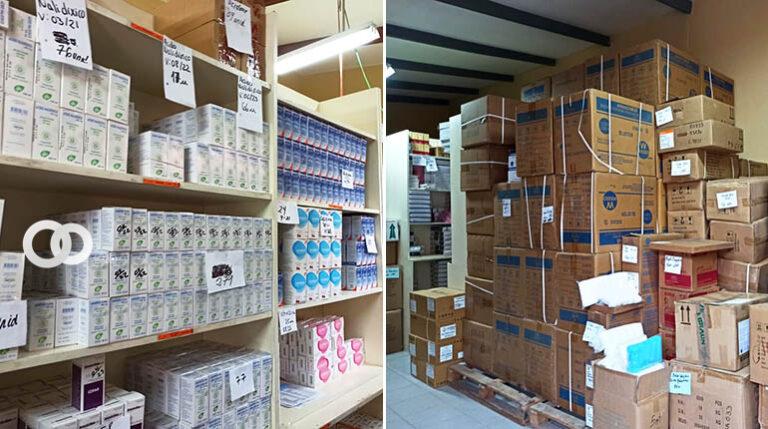 Alcalde inspecciona farmacia Municipal de Cochabamba