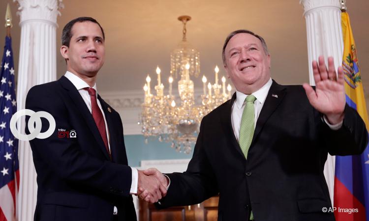 EE.UU. levanta sanción a Venezuela como muestra de apoyo a Guaidó