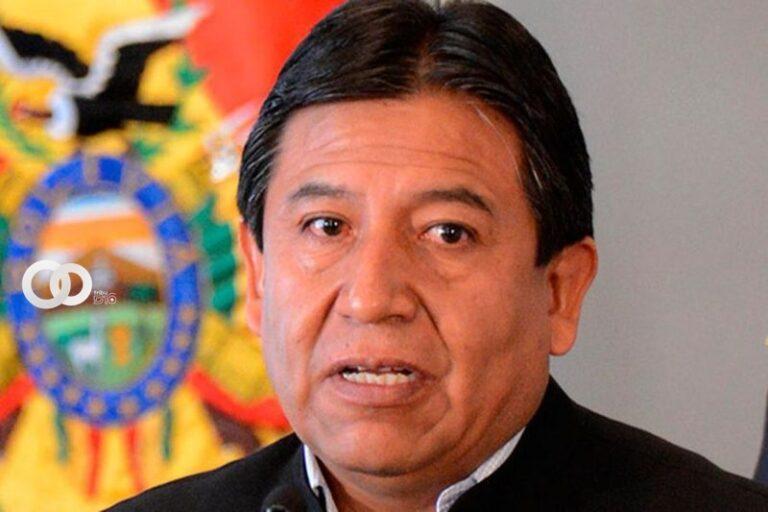 Choquehuanca entregó 18 aulas para la unidad educativa «Venancio Loss» del municipio de Pojo