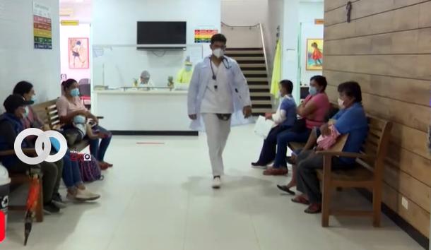 Médicos del hospital de Niños en Santa Cruz no descartan parar por 24 horas