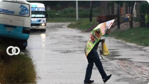 Santa Cruz continuará con lluvias hasta el viernes