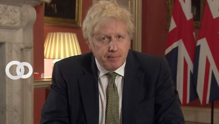Reino Unido decretó nuevo confinamiento hasta febrero por repunte de casos Covid-19