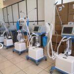 Terapia intensiva del Hospital del Niño de La Paz fue fortalecida con cinco respiradores