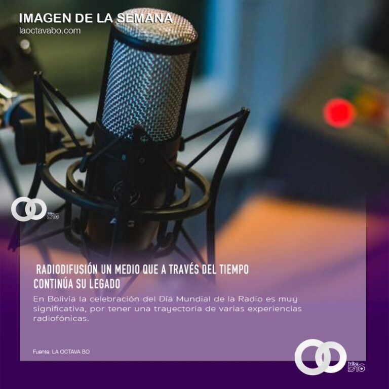 Radiodifusión un medio que a través del tiempo continúa su legado