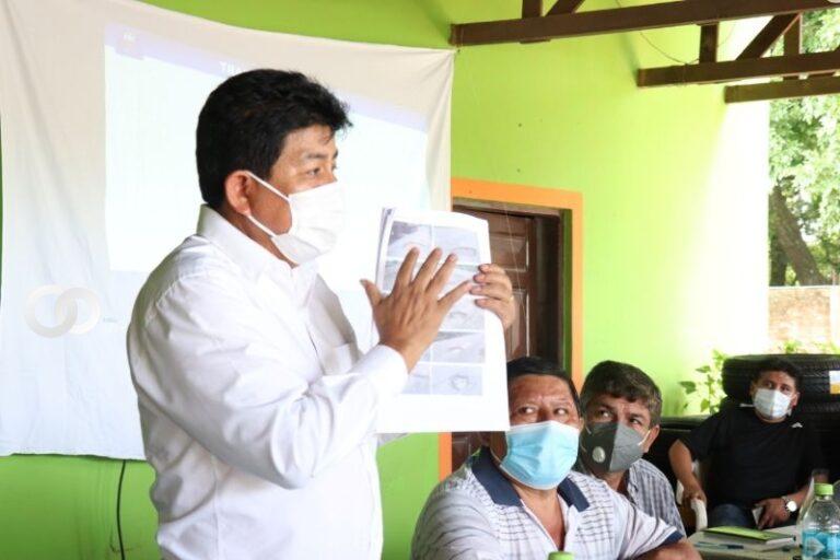 Gobierno y transportistas del norte integrado de Santa Cruz firman acuerdo de plan vial