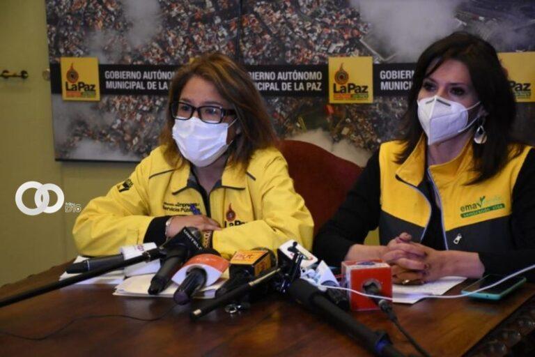 Alcaldía de La Paz denuncia agreciones por trabajadores de Emaverde