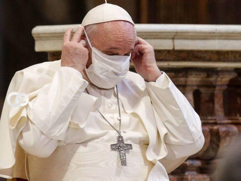 Papa Francisco imagina su muerte y decide no volver a Argentina