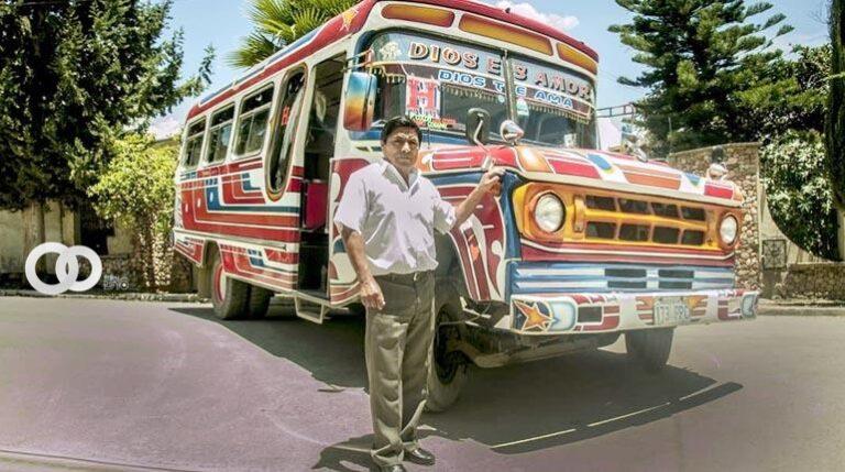 'Micro Galeria' fotografías que rondarán las calles de la ciudad de Cochabamba
