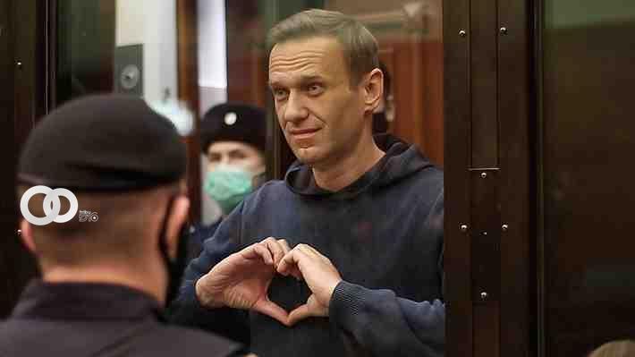 Justicia rusa rechaza petición de Derechos Humanos para liberar al líder de oposición