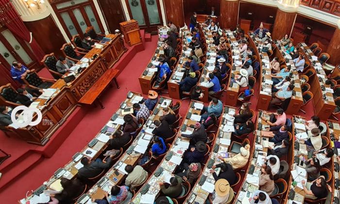 Denuncian corrupción y extorsión por parte de funcionarios dentro de la Cámara de Diputados