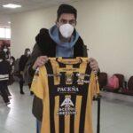 David Mateos defensor del Tigre continuará en el plantel