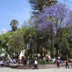 Plazas principales de Quillacollo y Vinto cuentan con conexión Wi-Fi para estudiantes