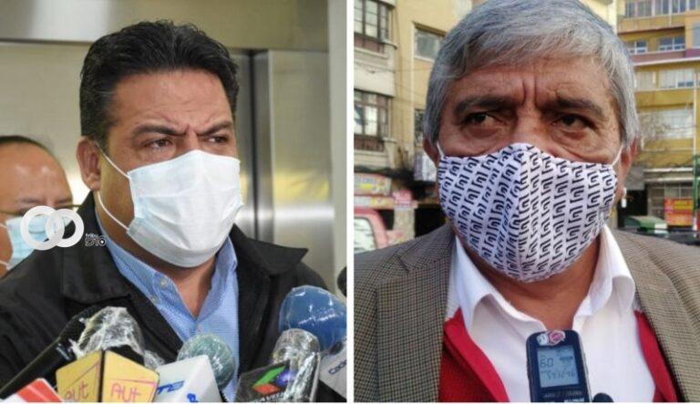 Revilla acusa a Ivan Arias de transfugio político