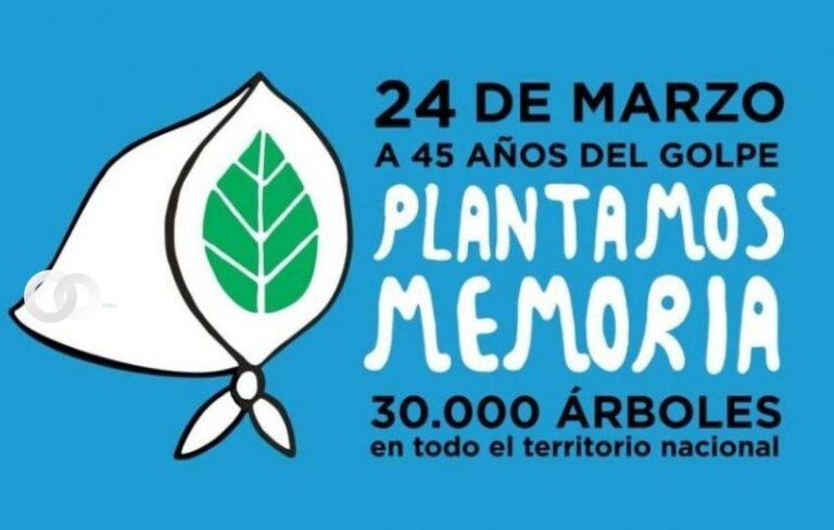 Organizaciones de DD.HH. de Argentina convocan a plantar 30 mil árboles en memoria de los desaparecidos