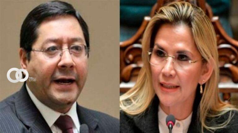 """Luis Arce declaró que no es """"todólogo"""" y que se equivocó tras su cambio de postura sobre el gobierno de Áñez"""