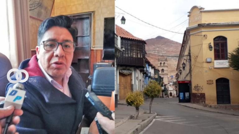 En Potosí se suspende los domingos de encapsulamiento