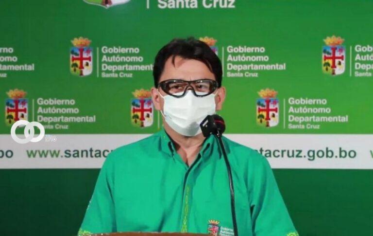 Cierre de fronteras causa discusión entre Autoridades y COED Santa Cruz